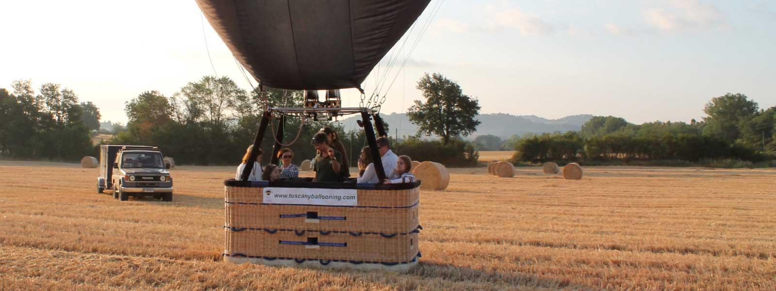 balloon-landing