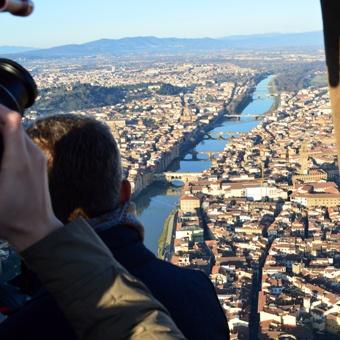 Toscana-florenz-ballonfahrt
