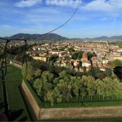 Lucca-walls