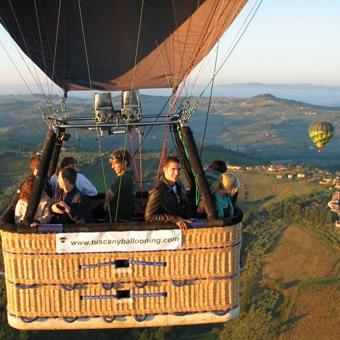 ballon-fahrt-Chianti-Toskana